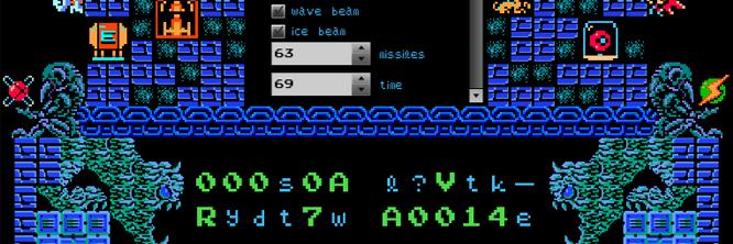 Metroid Code Breaker